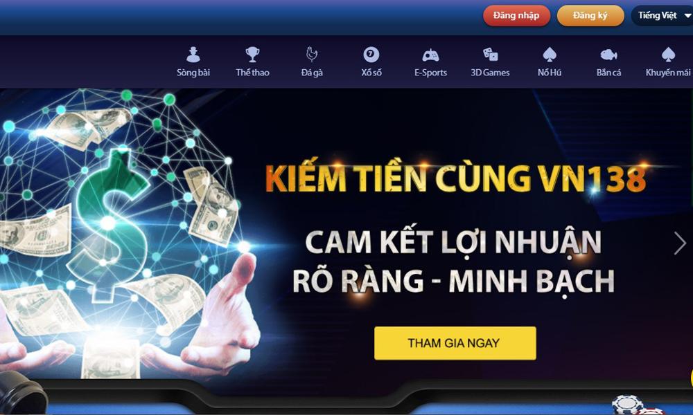 Link vào VN138 mới nhất không bị chặn
