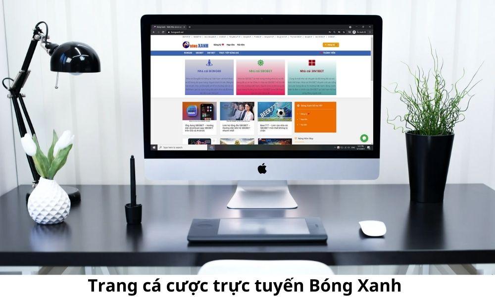 Trang cá cược trực tuyến Bóng Xanh